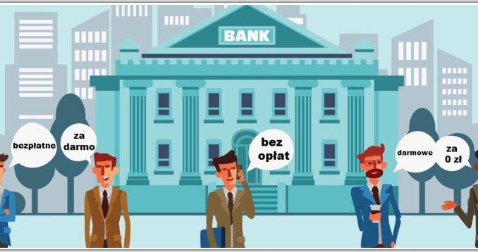 Konto bankowe bez opłat