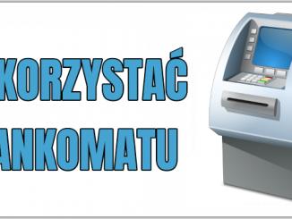 Jak wypłacić pieniądze z bankomatu