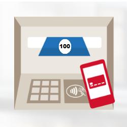 Jak wypłacić pieniądze z bankomatu telefonem - Apple Pay - Google Pay - Garmin Pay - Fitbit Pay